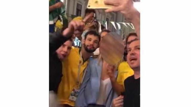 Rússia abre inquérito contra brasileiros que constrangeram mulher