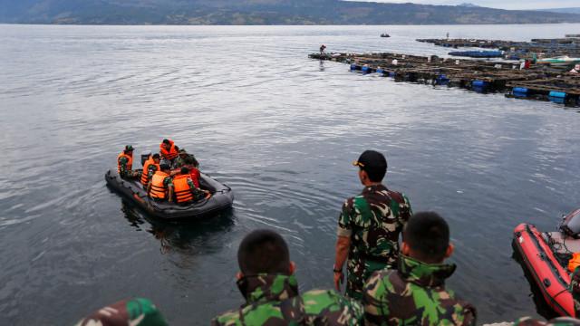 Indonésia busca 166 desaparecidos em naufrágio em lago