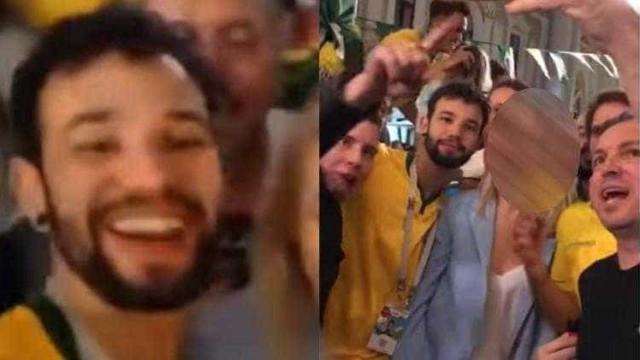 Mais um brasileiro é identificado em vídeo de assédio na Rússia