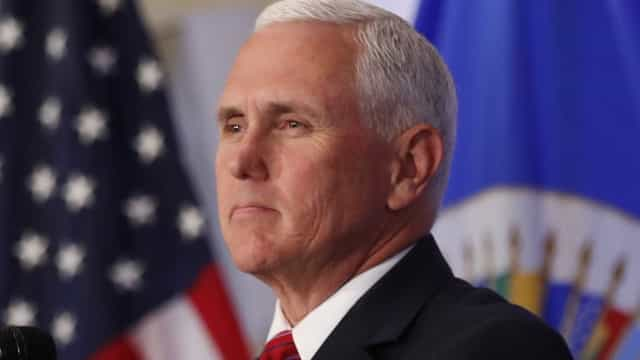 Vice-presidente dos EUA virá ao Brasil na próxima semana