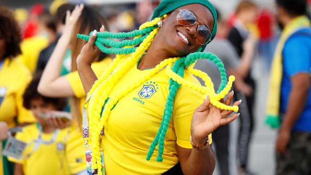 Brasil é o latino-americano com mais torcedores na Rússia; veja lista