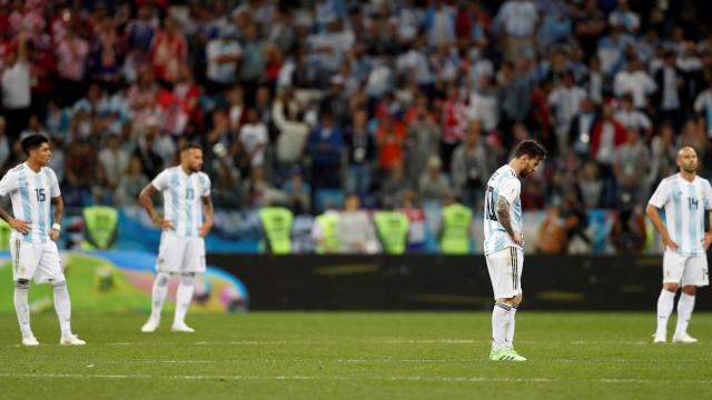 Veja como a Argentina ainda pode se salvar na Copa