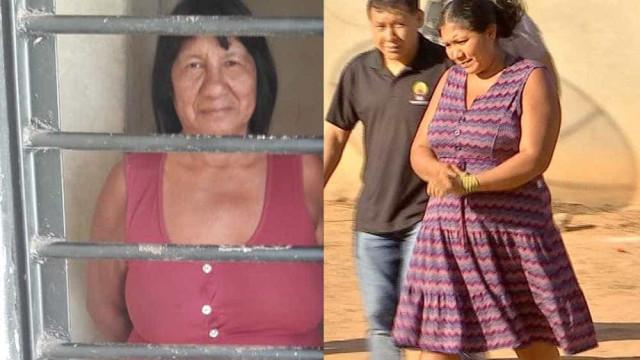Bisavó e avó de índia bebê enterrada viva vão usar tornozeleiras