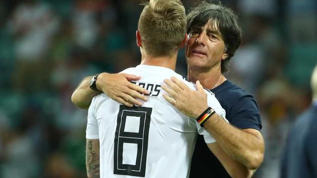 Técnico diz que Alemanha teve cabeça para vencer e depender só de si