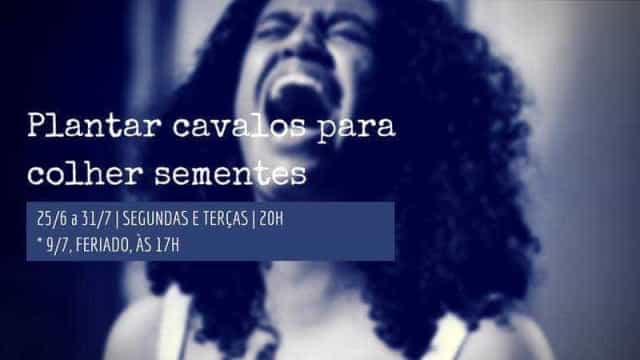 Peça em São Paulo se inspira em manifesto de Pedro Lemebel