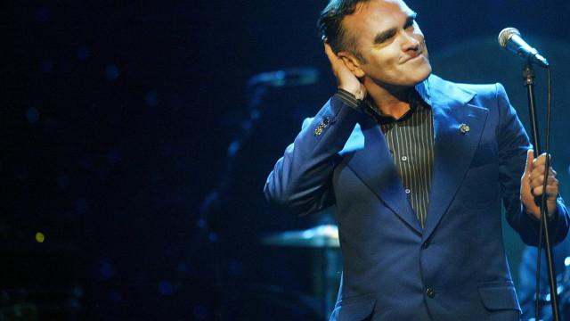 Morrissey anuncia turnê no Brasil no fim do ano