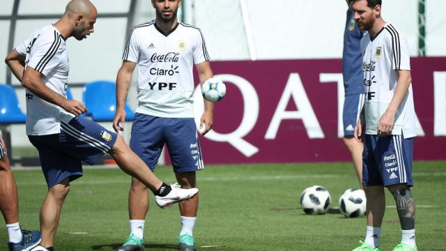 Argentina e França em campo: confira os jogos desta terça-feira