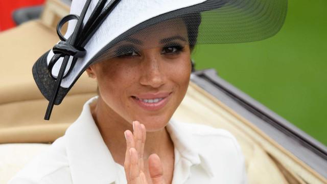 Meghan Markle é indicada a premiação como ícone fashion