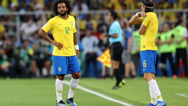 CBF divulga comunicado sobre lesão de Marcelo; confira