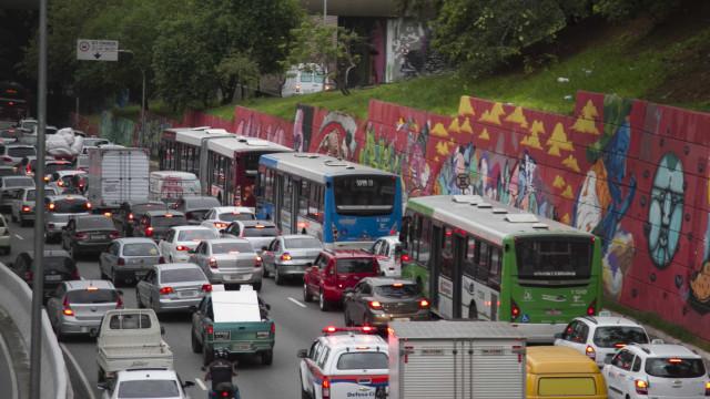 Mais de 19,3 mil pessoas morreram em acidentes de trânsito em 3 meses