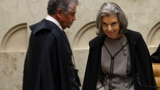 Marco Aurélio critica Cármen Lúcia e fala em 'manipulação de pauta'
