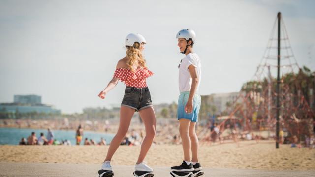 Segway divulga nova proposta de 'patins'; vídeo