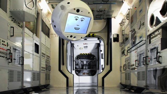Estação Espacial tem um novo (e curioso) tripulante