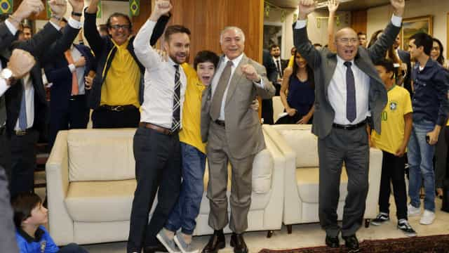 Vitória suada e merecida, diz Temer após Brasil passar às quartas