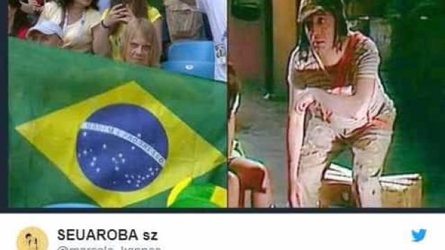 Brasil vence México e internautas não perdoam; veja os memes