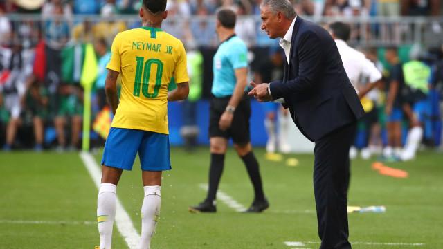 Osorio critica Neymar, mas Tite impede resposta do camisa 10