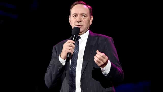 Filme de Kevin Spacey arrecada US$ 618 no final de semana de estreia