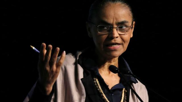 Marina Silva diz que governo Temer legalizou 'roubo de terra pública'