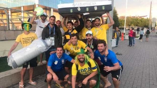 Após lesão, torcedores vão entregar colchão especial para Marcelo