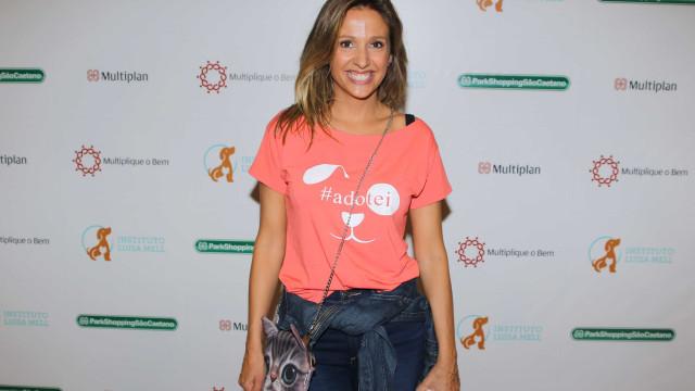 Luisa Mell: 'Fui demitida da Band antes do meu programa começar'