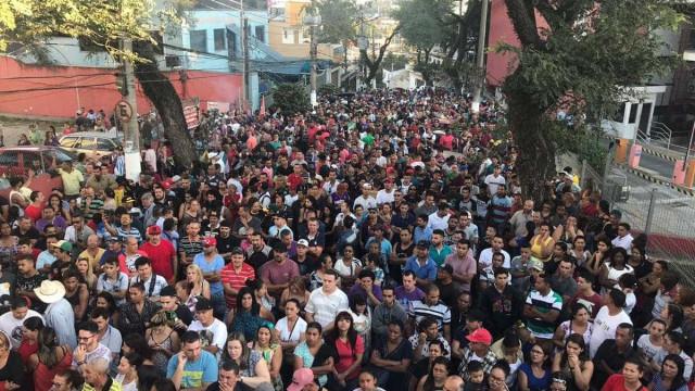 PT organiza ato a favor de Lula em São Bernardo com presença de Gleisi