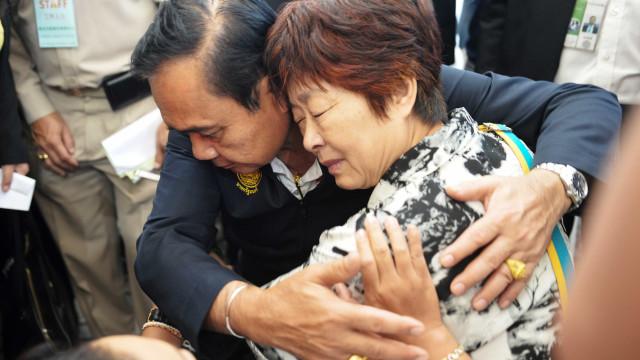 Quinta criança é retirada de gruta na Tailândia