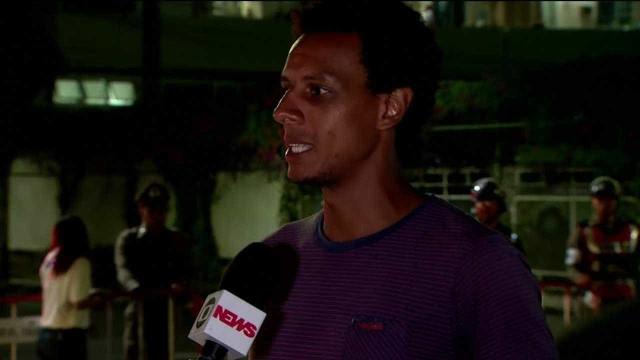Brasileiro que dá aula para menino preso em caverna se assusta: 'Magro'