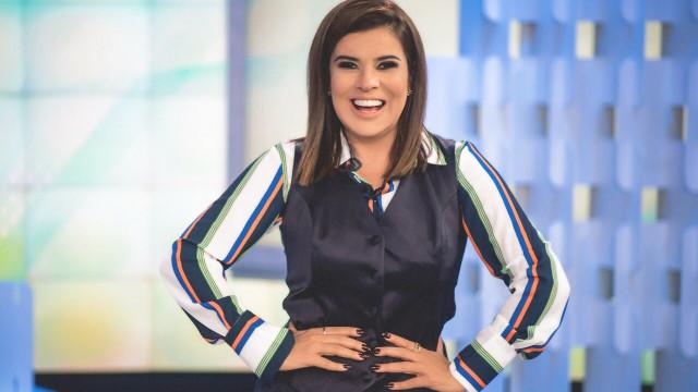 Mara Maravilha é afastada do 'Fofocalizando'