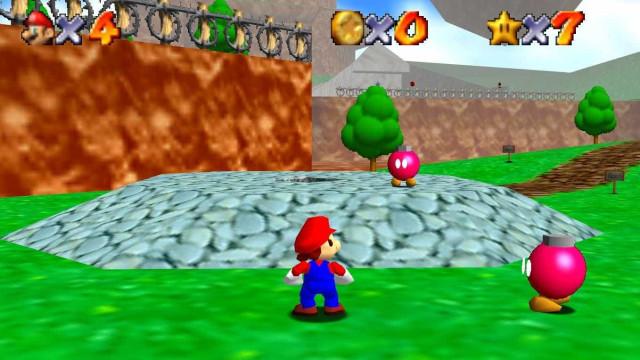 Recorde: homem acaba 'Super Mario 64' em menos de 7 minutos