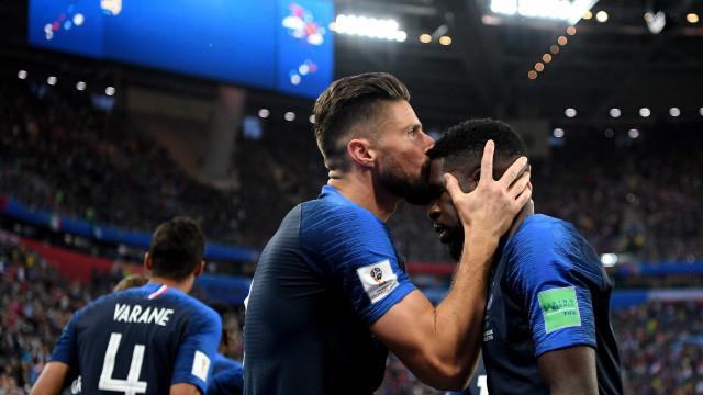 França interrompe sonho da geração belga e vai à final da Copa do Mundo