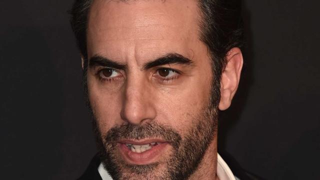 Sacha Baron Cohen estreia nova série satírica