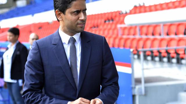 PSG avisa que não vai negociar ninguém com o Real Madrid