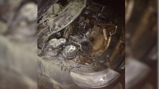 Homem que pôs fogo em carro em motel vai indenizar a vítima