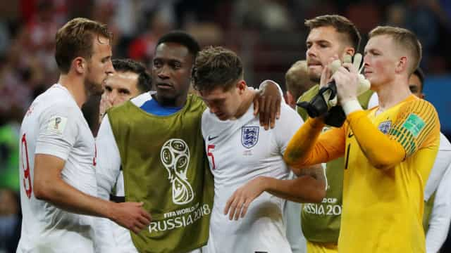 Seleção inglesa deve ser recebida por primeira-ministra britânica