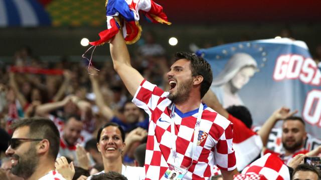 Saiba qual é o significado do xadrez na camisa da Croácia