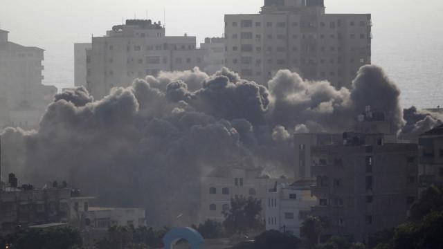 Hamas anuncia ter chegado a trégua para acabar com ataques em Gaza
