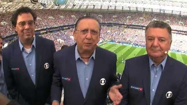 Casagrande comemora primeira Copa sóbrio e chora com Galvão