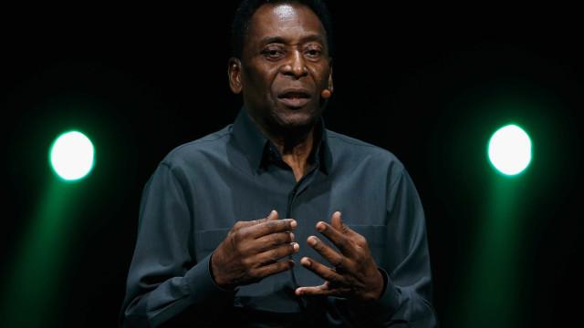 Terei que tirar a poeira de minhas chuteiras, diz Pelé após Mbappé