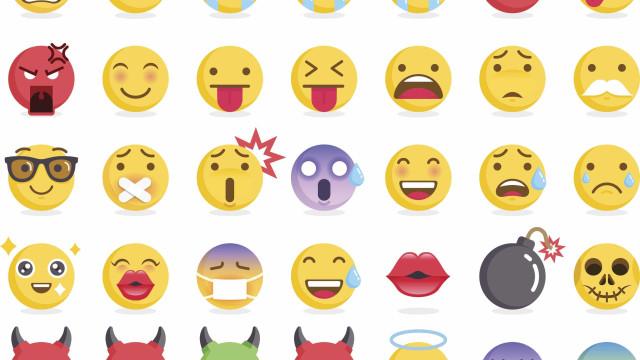 Facebook revela emojis mais usados no mundo; confira