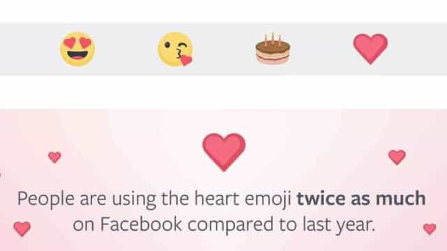 Confira os emojis mais populares na hora da paquera