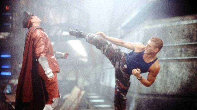 Van Damme filmou 'Street Fighter' cheio de cocaína, diz diretor