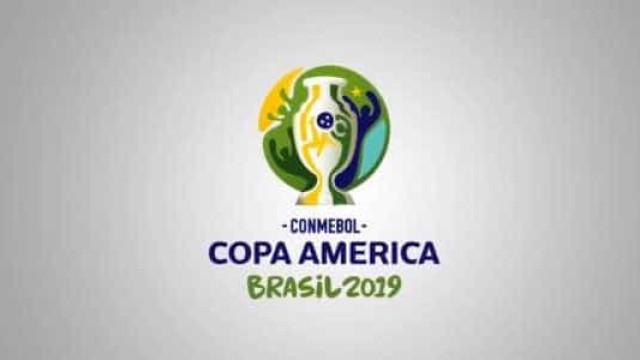 Conmebol divulga logo oficial da Copa América de 2019