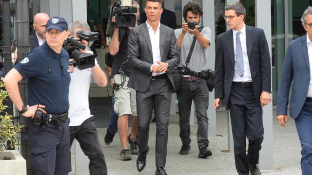 Cristiano Ronaldo sobre grande forma aos 33: 'Sou diferente dos demais'