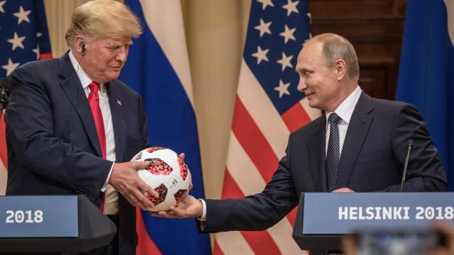 Discurso de Trump ao lado de Putin sobre eleição desagrada até aliados