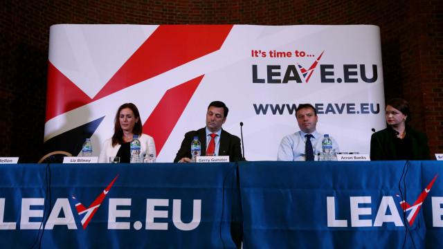 Brexit: campanha 'Vote Leave' é multada por violar lei eleitoral