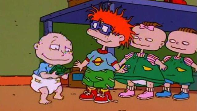 Rugrats: Os Anjinhos ganhará nova série animada e filme em live-action
