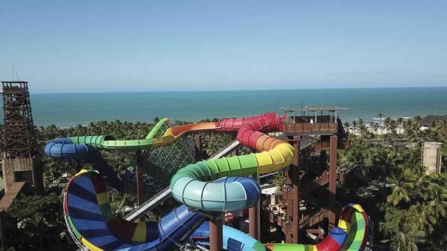 Acidente no Beach Park muda rotina de turismo no Ceará