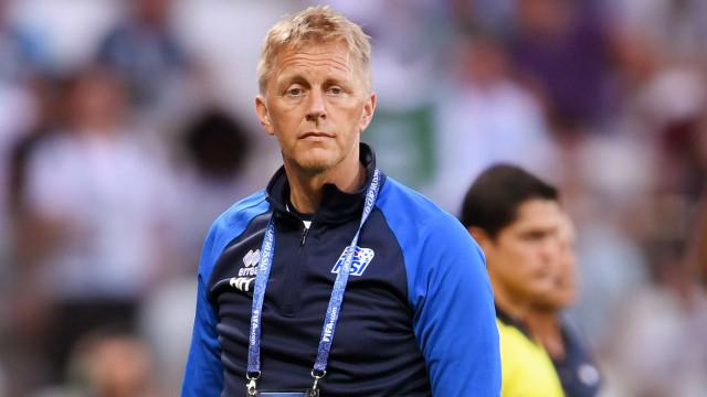 Após levar Islândia para a sua primeira Copa, técnico pede demissão