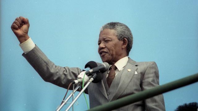 África do Sul cria circuito para marcar centenário de Nelson Mandela