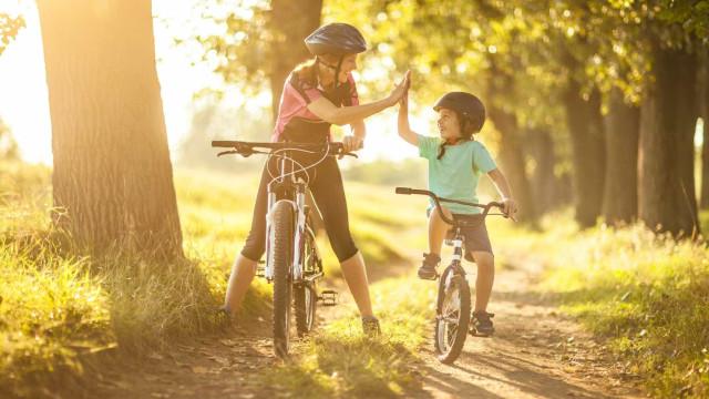 Hábitos saudáveis da mãe diminuem em 75% obesidade nos filhos